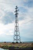 Elektrischer Kontrollturm Lizenzfreie Stockfotos