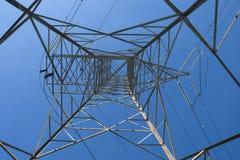 Elektrischer Kontrollturm Lizenzfreies Stockbild
