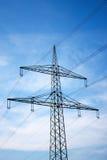 Elektrischer Kontrollturm Stockbild