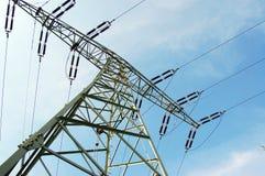 Elektrischer Kontrollturm Lizenzfreie Stockbilder