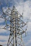 Elektrischer Mast Stockbilder