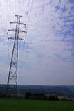 Elektrischer Pfosten Stockbilder
