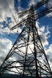Elektrischer Pole Lizenzfreie Stockbilder
