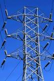 Elektrischer Pole Stockbild