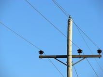 Elektrischer Pole Stockbilder