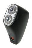 Elektrischer Rasierapparat Stockbild