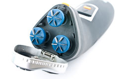 Elektrischer Rasierapparat Stockfotografie
