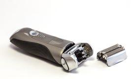 Elektrischer Rasierapparat getrennt Stockfotografie