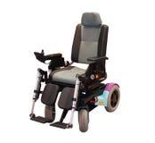 Elektrischer Rollstuhl. Lizenzfreies Stockbild