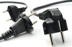 Elektrischer Seilzug lizenzfreie stockfotografie