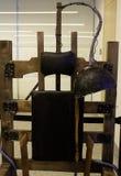 Elektrischer Stuhl lizenzfreie stockfotos