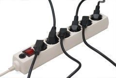 Elektrischer Teiler Lizenzfreie Stockfotos