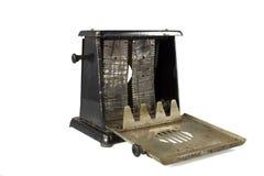 Elektrischer Toaster lizenzfreies stockbild