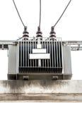 Elektrischer Transformator Lizenzfreie Stockbilder