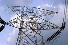 Elektrischer Transformator Lizenzfreies Stockfoto