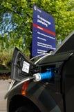 Elektrisches Auto Stockbilder