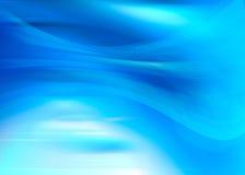 Elektrisches Blau Stockfotografie