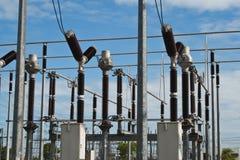 Elektrisches Feld Lizenzfreie Stockfotos