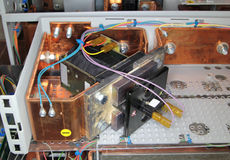 Elektrisches Gerät Stockbild