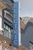 Elektrisches Kino London lizenzfreie stockfotos