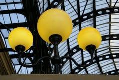 Elektrisches Licht oder Lampe Lizenzfreie Stockbilder
