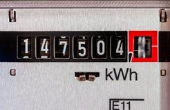 Elektrisches Messinstrument Lizenzfreies Stockfoto