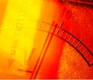 Elektrisches multi Meter Stockbild