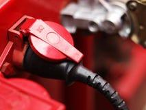 Elektrisches Verbindungssicherheitssystem des LKWs Lizenzfreies Stockfoto