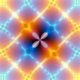 Elektriserende samenvatting vector illustratie