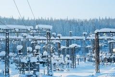 elektrisk avdelningskontor Arkivfoto