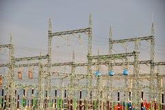 elektrisk avdelningskontor Fotografering för Bildbyråer