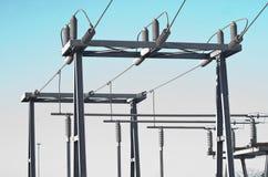 elektrisk avdelningskontor Royaltyfria Bilder