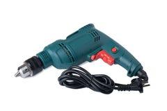 Elektrisk drillborr royaltyfri foto