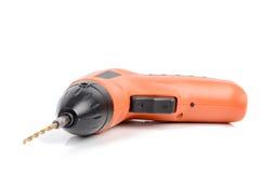 Elektrisk drillborr Arkivfoton