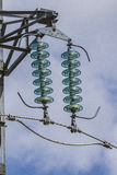 elektrisk energi Royaltyfri Fotografi