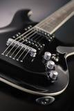 elektrisk gitarr Royaltyfri Fotografi