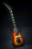 elektrisk gitarr arkivbild