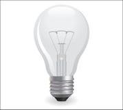 elektrisk glödande lampa Royaltyfria Bilder