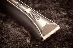 elektrisk hårbeskärare Royaltyfri Fotografi