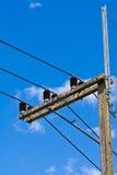 elektrisk isolator Royaltyfri Foto