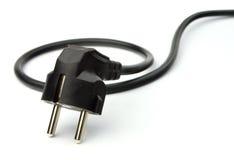 elektrisk kabel royaltyfria foton