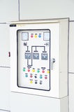 Elektrisk kontrollask Royaltyfri Bild