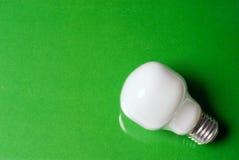 Elektrisk lampa Arkivbild