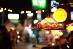 elektrisk lampa Royaltyfria Bilder