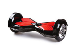 Elektrisk mini- hoverboard Royaltyfria Foton