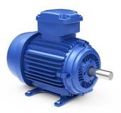 elektrisk motor royaltyfri illustrationer