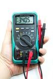 Elektrisk Multimeter Royaltyfri Foto