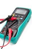 Elektrisk Multimeter Arkivfoton