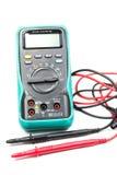 Elektrisk Multimeter Arkivbild
