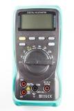 Elektrisk Multimeter Arkivfoto
